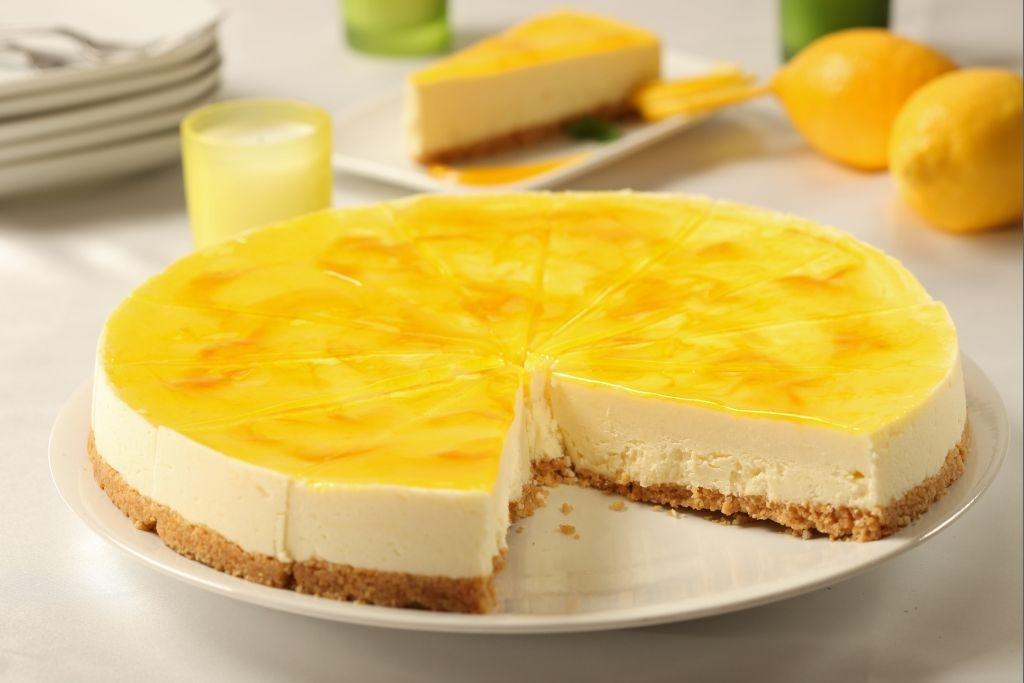 limonlu cheesecake portakal ağacı